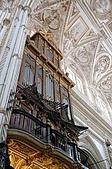 葡萄牙、西班牙之旅 6:06-249哥多華(Cordoba)-清真寺-大教堂管風琴.jpg