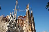 葡萄牙、西班牙之旅 10:10-009巴塞隆納(Barcelona)-聖家族教堂.jpg