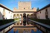 葡萄牙、西班牙之旅 6:06-071格拉那達(Granada)-阿爾罕布拉宮-桃金孃中庭.jpg