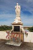 葡萄牙、西班牙之旅 6:06-174哥多華(Cordoba)-羅馬橋聖拉斐爾像.jpg