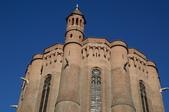 法國西南遊 6:021 Albi-Saint Cecile教堂-全法國最大紅磚造教堂.jpg