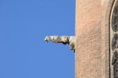 法國西南遊 6:024 Albi-Saint Cecile教堂-全法國最大紅磚造教堂.jpg