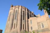 法國西南遊 6:025 Albi-Saint Cecile教堂-全法國最大紅磚造教堂.jpg