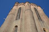 法國西南遊 6:026 Albi-Saint Cecile教堂-全法國最大紅磚造教堂.jpg