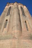 法國西南遊 6:028 Albi-Saint Cecile教堂-全法國最大紅磚造教堂.jpg