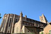 法國西南遊 6:030 Albi-Saint Cecile教堂-全法國最大紅磚造教堂.jpg