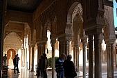 葡萄牙、西班牙之旅 6:06-083格拉那達(Granada)-阿爾罕布拉宮-獅子中庭.jpg