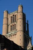 法國西南遊 6:031 Albi-Saint Cecile教堂-全法國最大紅磚造教堂.jpg