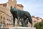 葡萄牙、西班牙之旅 8:08-091塞哥維亞(Segovia)-母狼育嬰.jpg