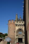 法國西南遊 6:033 Albi-Saint Cecile教堂-全法國最大紅磚造教堂.jpg