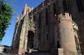 法國西南遊 6:036 Albi-Saint Cecile教堂-全法國最大紅磚造教堂.jpg