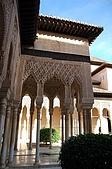 葡萄牙、西班牙之旅 6:06-086格拉那達(Granada)-阿爾罕布拉宮-獅子中庭.jpg