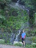 北大武山登山口:颱風過後水量豐沛