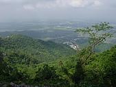 北大武山登山口:再度遠眺--休息