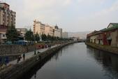 07.11.14.北海道.小樽運河:運河..這張的感覺我還蠻喜歡的