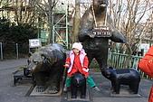 07.11.15.北海道.熊牧場:上去之後供遊客拍照的區域