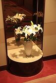 07.11.14.北海道.太陽宮殿:房外走廊的盆景