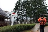 07.11.14.北海道.羊蹄湧水公園:很明顯的指引