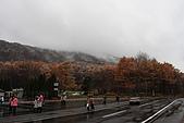 07.11.15.北海道.昭和新山:另一側可以看到白白的一片