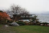 07.11.14.北海道.太陽宮殿:看起來有點像碼頭的小屋
