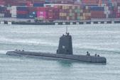 108年威海營區開放:SS-791_海獅軍艦