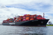 10K貨櫃船:ULSAN EXPRESS_蔚山快輪