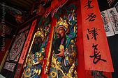 金門‧離島:DSC_8662金門-薛式家廟-門神.JPG