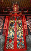 金門‧離島:DSC_8664金門-薛式家廟-門神.JPG