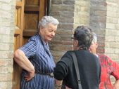 托斯卡尼(二)  聖吉米藍諾,   西也納:
