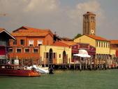 布拉諾彩色島(Burano) , 慕拉諾玻璃島(Murano):