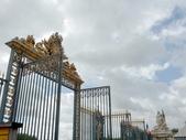 凡爾賽宮花園: