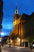 史特拉斯堡聖母院大教堂燈光秀: