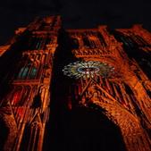 史特拉斯堡聖母院大教堂燈光秀:相簿封面