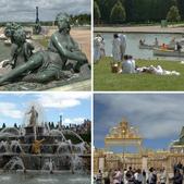 凡爾賽宮花園:相簿封面