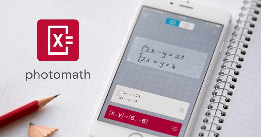 【Android】Photomath用相機解方程式