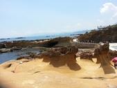 北海岸之旅3~野柳、白沙灣、富基漁港:野柳