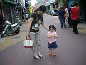 楊美美2歲半至3歲:台中南屯老街