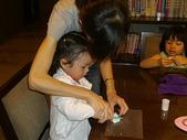 楊美美2歲半至3歲:社區黏土課~小星星老師幫我