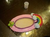 楊美美2歲半至3歲:社區黏土課~完成了