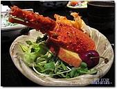 三井日本料理-1600元套餐:龍蝦沙拉-1.jpg