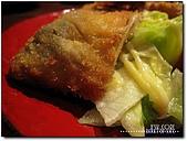 三燔本家日本料理-晶華酒店B3F:14-酥炸竹筴魚.jpg