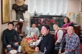 2013過年相片:雲湘居玄關處泡茶區