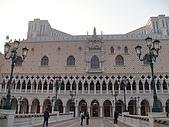 2008.1澳門-酒店之旅:威尼斯人的正門(應該吧)