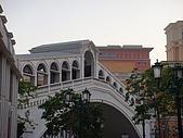 2008.1澳門-酒店之旅:威尼斯人的情人橋