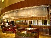 2008.1澳門-酒店之旅:新葡京酒店-大廳櫃檯