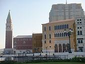 2008.1澳門-酒店之旅:遠觀威尼斯人