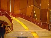 2008.1澳門-酒店之旅:新葡京酒店-大廳樓梯
