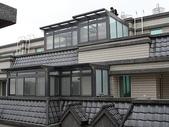 玻璃屋:新豐新庄子陽台玻璃屋