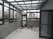 玻璃屋:新竹市埔頂路玻璃屋採光罩