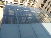 玻璃屋:新竹市明湖路春之賞頂樓玻璃屋